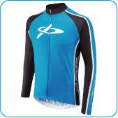 Jersey Thermal Blue - Powerhouse Sport
