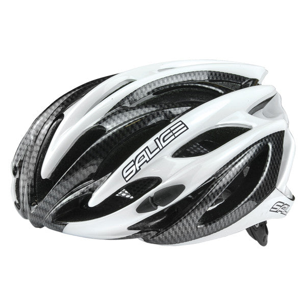 Salice Bolt White/Carbon - Powerhouse Sport