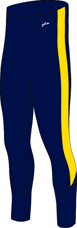 UCDBC Leggings - Womens - Powerhouse Sport