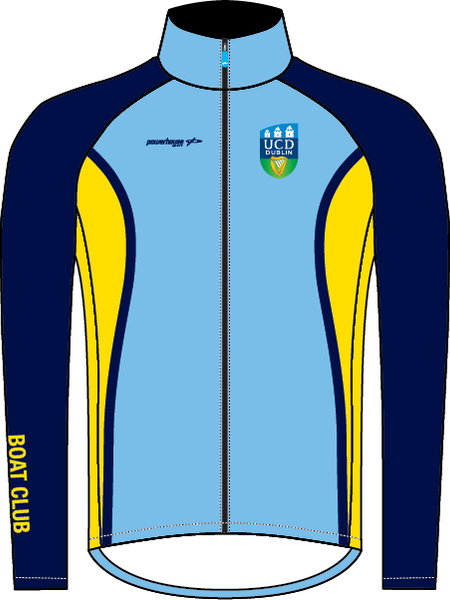 UCDBC Splash Jacket - Womens