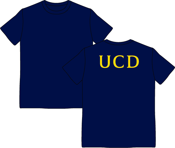 UCDBC T-shirt - Womens