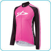 Jersey Thermal Pink - Powerhouse Sport