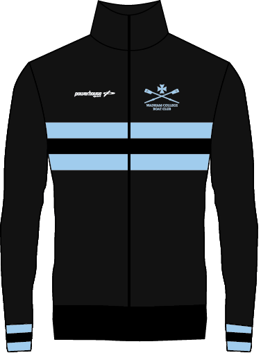 Wadham Retro Track Top - Powerhouse Sport