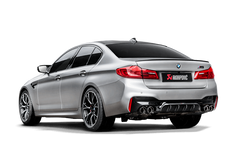 Akrapovic M5 Competition