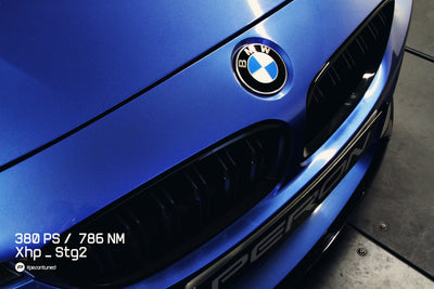 BMW F Series x35D - PERON STG1 ECU / xHP ZF8 STG2 Tuning Package
