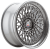 HRE 501 | HRE Forged Wheels | HRE 3-Piece | HRE Vintage Series 501