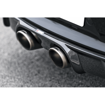 Akrapovič Slip-On Line (Titanium) For OE Non Sports Exhaust - Porsche 911 Carrera S/4/4S/GTS (991.2) 2016+