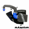 Ford Focus RS MK3 | RamAir Cone Foam Air Filter Heat Shield & Hard Pipe Induction Kit Blue