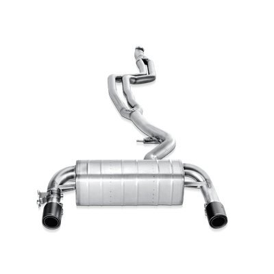 Akrapovič Evolution Line (SS) +  Evolution Link Pipe Set (SS) - BMW 435i (F32) 2013-2015