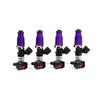 Injector Dynamics ID1050x Fuel Injectors - FORD FOCUS RS 2.0T MK1