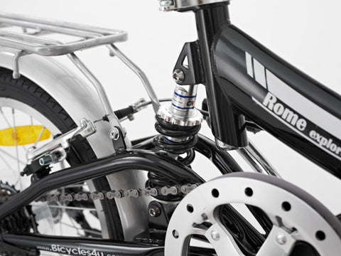 Suspension Bikes