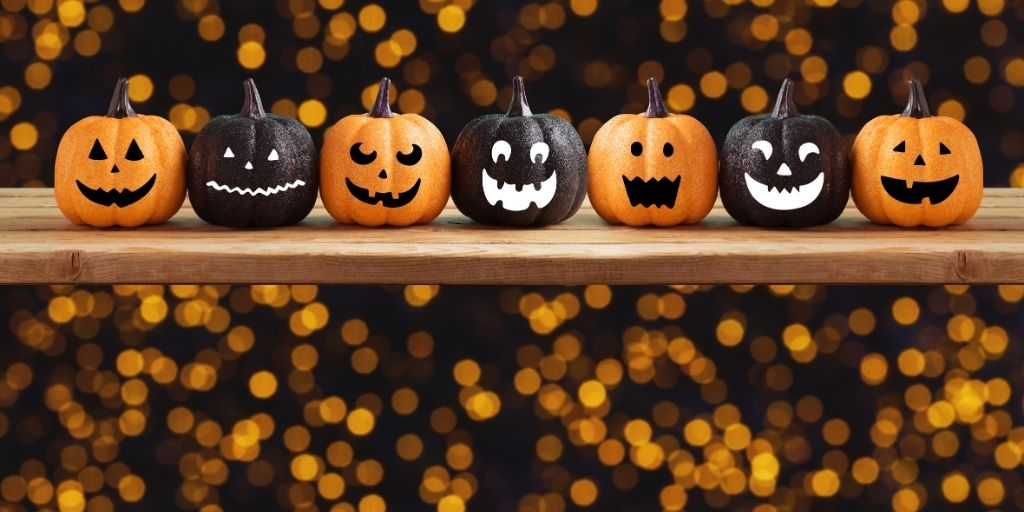 Get Halloween Party Ready This Half-Term