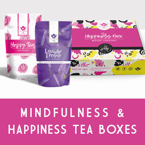 Dragons & Daisies Mothers Day gift Guide - Wild Women Tea Boxes