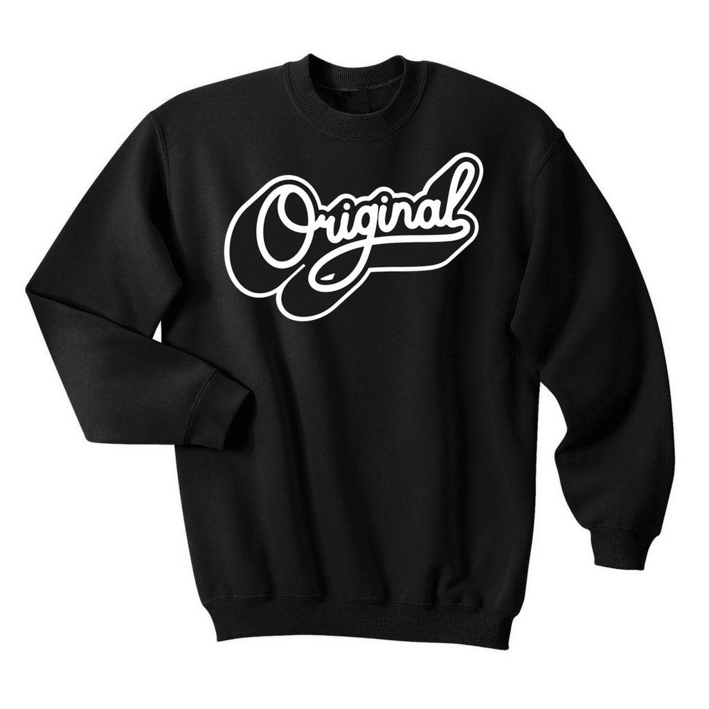 Black Original Sweater
