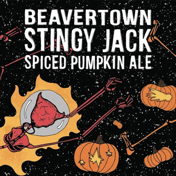 JACK IS HERE - Spiced pumpkin ale by Beavertown