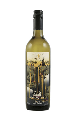 The Unfiltered Dog Samurai Chardonnay