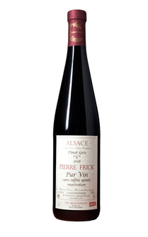 Pierre Frick, Pinot Gris 'V' Pur Vin Maceration