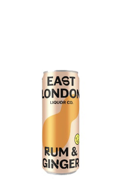 East London Rum & Ginger