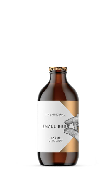 Small Beer Co. Lager