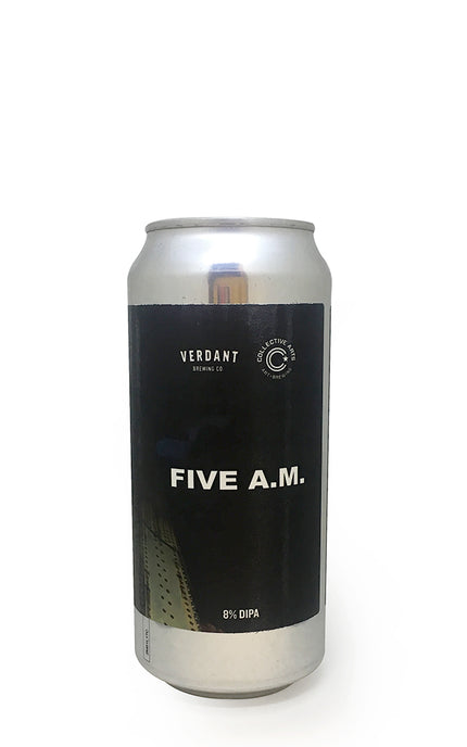 Verdant x Collective Brew 5AM
