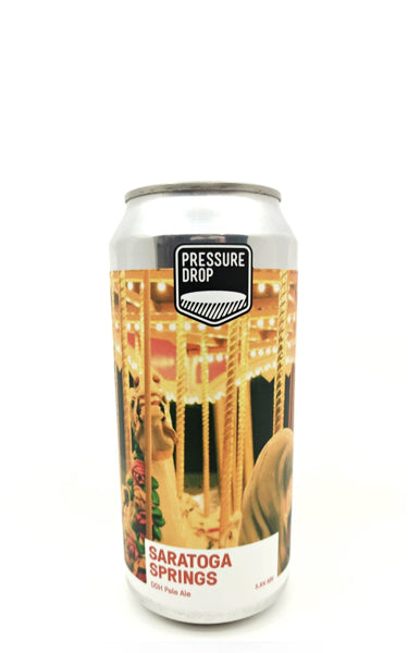 Pressure Drop Saratoga Springs  DDH New England Pale