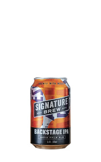 Backstage IPA, Signature Brew