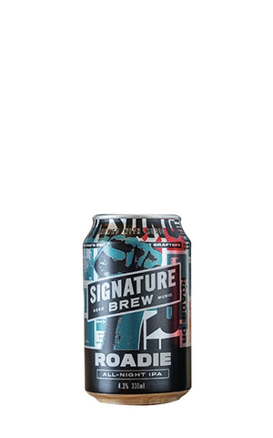 Roadie All-Night IPA, Signature Brew