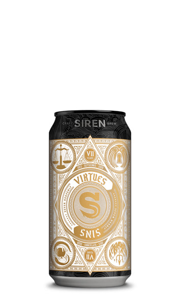 Siren Craft Brew Virtues