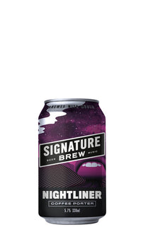 Nightliner Coffee Porter, Signature Brew