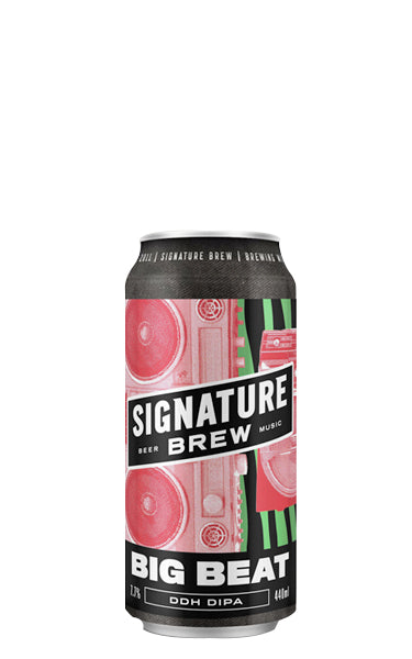 Big Beat, Signature Brew