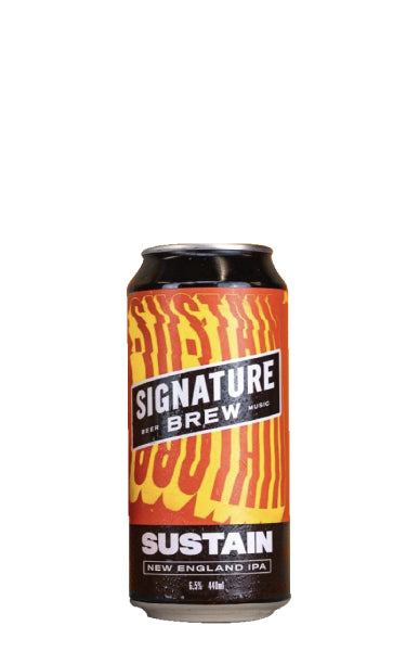 Sustain, Signature Brew