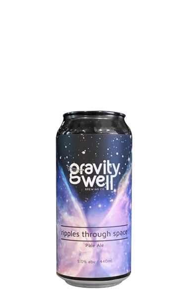 Ripples through Space Gravity Well Brewing