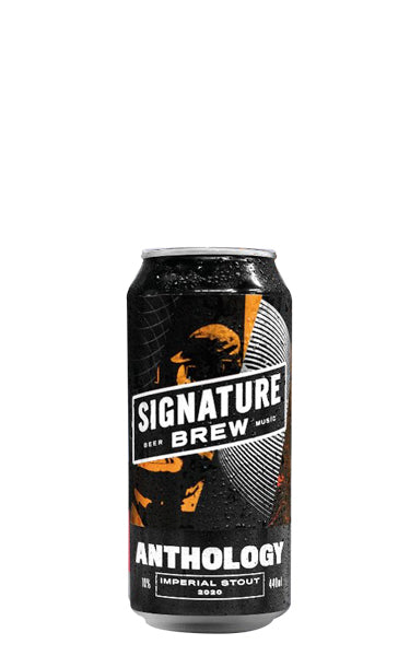 Anthology 3rd Edition, Signature Brew