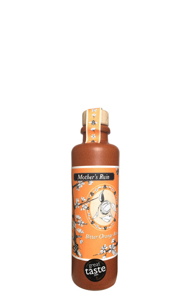 Mother's Ruin Bitter Orange Rum 200ml