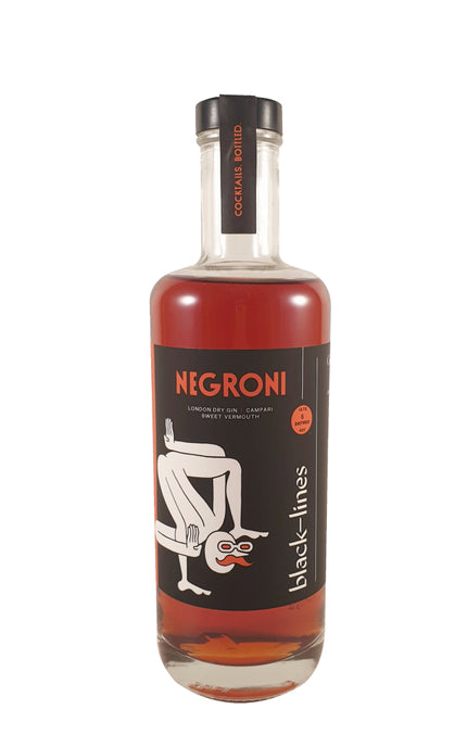 Black Lines Drinks, Negroni