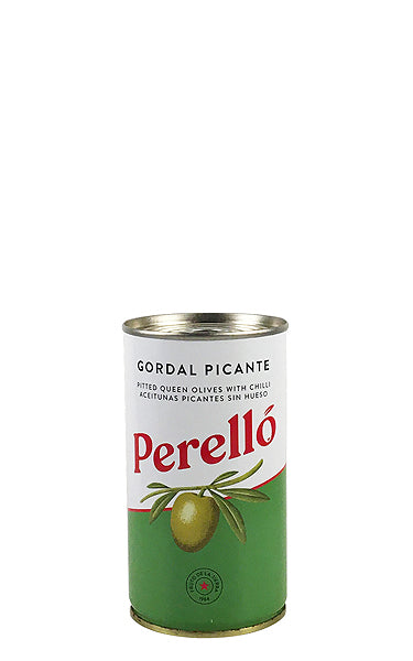 Perelló Gordal pitted green olives