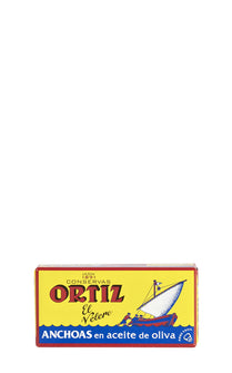 Ortiz anchovy fillets in oil