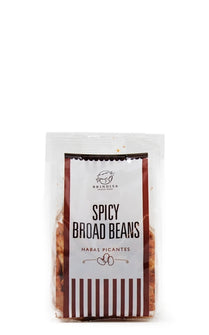 Spicy broad beans 'Habas Picantes'