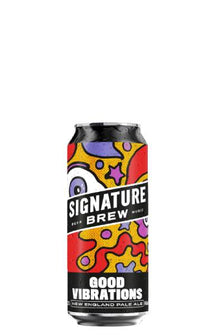 Good Vibrations, Signature Brew