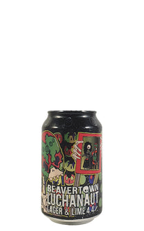 Beavertown Luchanaut, Lager & Lime