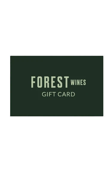 Forest Wines gift card