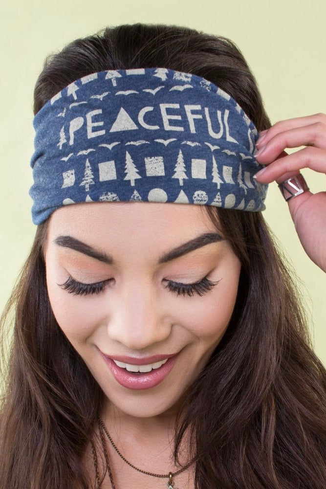 Boho Headband - Peaceful Soul