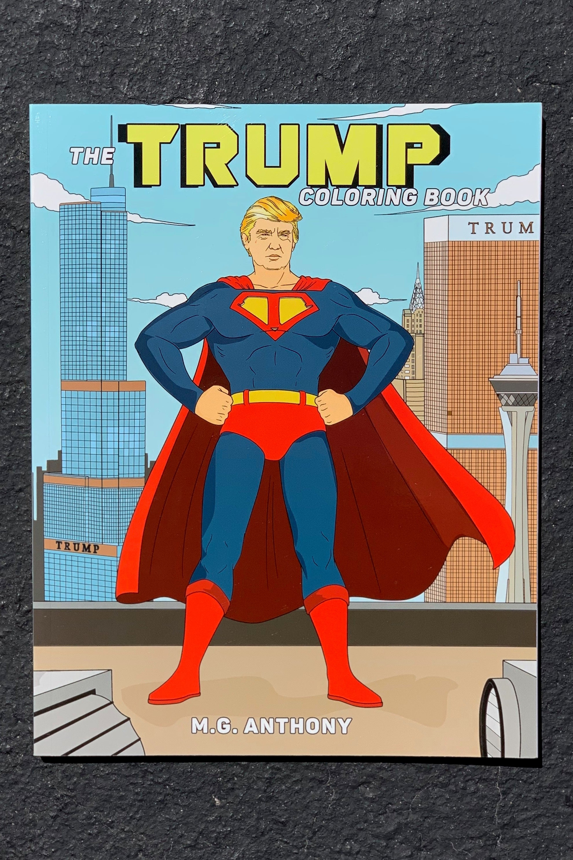 The Trump Coloring Book