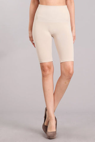 High Rise Crop Skinny C44