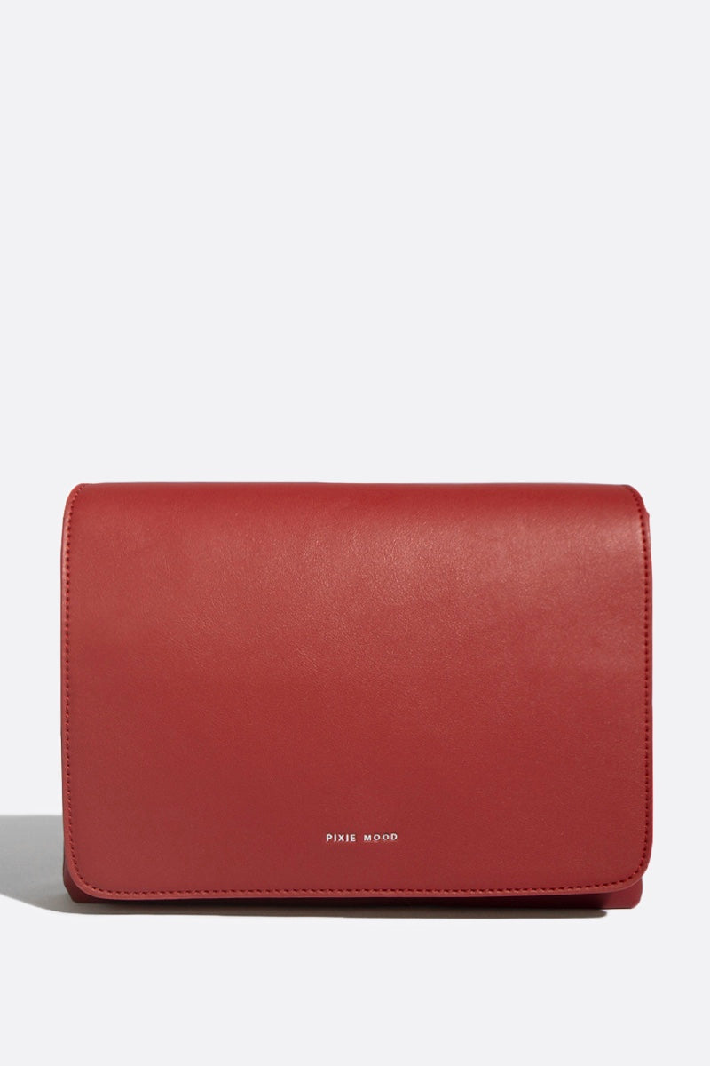Gianna Crossbody - Red