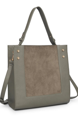 Mini Crossbody Grey Camo