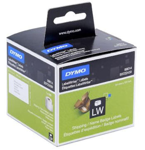 Dymo Shipping/Name badge Labels (99014)