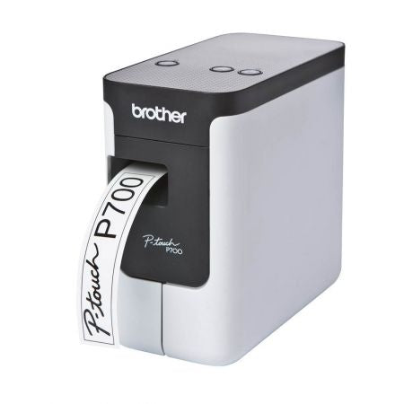 Brother P Touch P700 Desktop Labeller