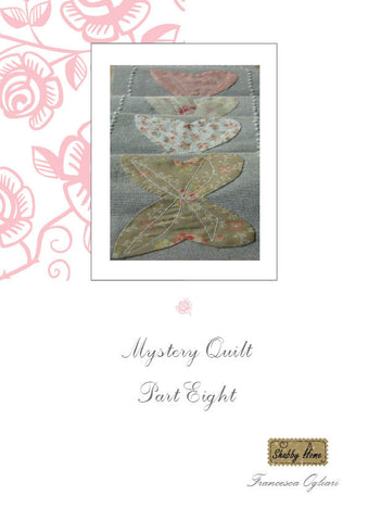 Art.808 Shabby Home - Mystery Quilt – Block 8, Tutorial free