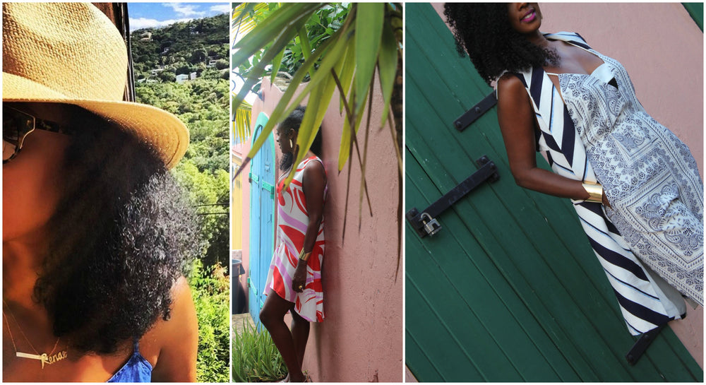 #TravelinPrints: St. Thomas with Renae Bluitt and Vêtu de Joy